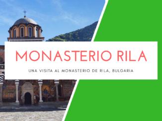 UNA VISITA AL MONASTERIO DE RILA, BULGARIA