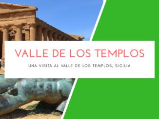 VALLE DE LOS TEMPLOS, SICILIA