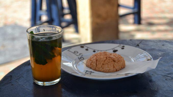 Que ver en Rabat. El famoso té marroquí.