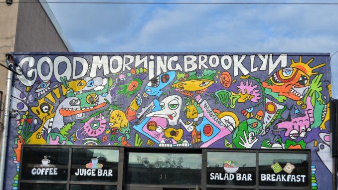 barrio de WILLIAMSBURG, NEW YORK. GRAFITI BROOKLYN. Preparemos una visita al barrio de Brooklyn llamado Williamsburg. Un autentico barrio del mundo, con sus gentes y su religión.