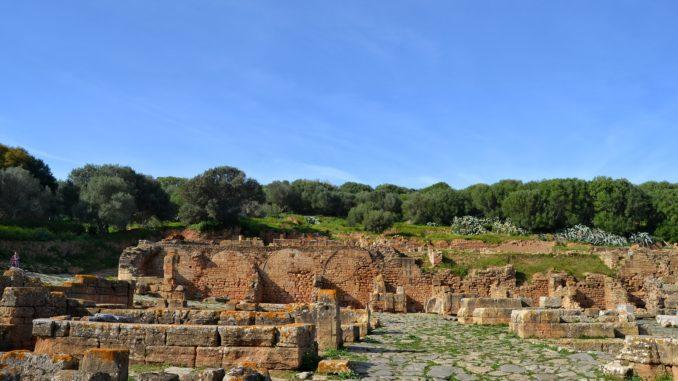 Que ver en Rabat. Necropolis de Chellah.