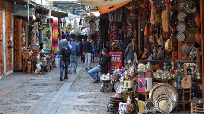 Que ver en Rabat. Medina vieja