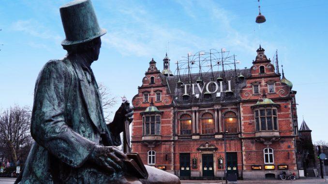¿que ver en Copenhague?Jardines de Tivoli