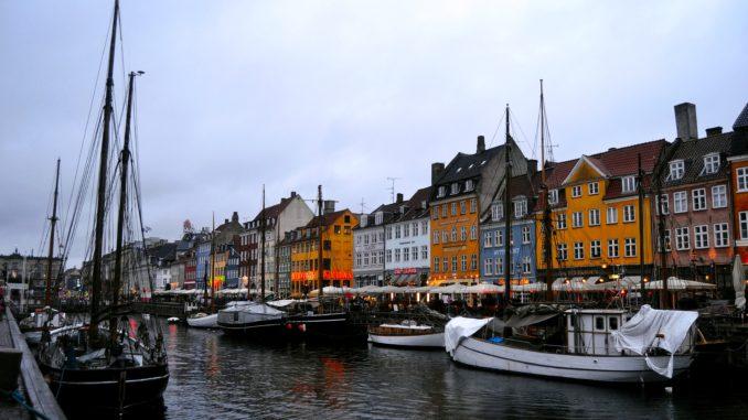 ¿que ver en Copenhague?Puerto Nyhavn.
