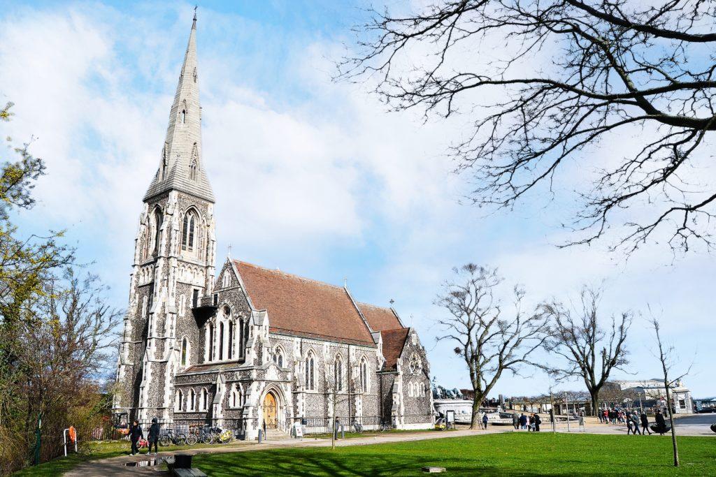 ¿que ver en Copenhague? Iglesia del Salvador
