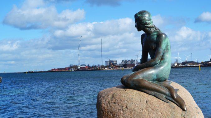 ¿que ver en Copenhague?La sirenita
