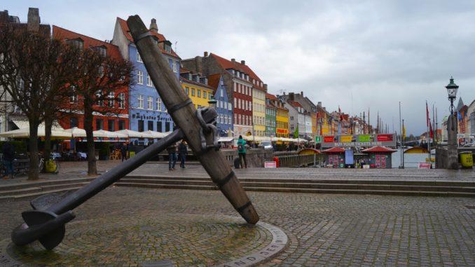 ¿que ver en Copenhague?Puerto de Nyhavn.