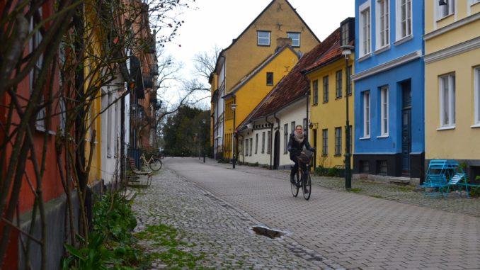 ¿que ver en Malmo? Calle Jakob Nilsgatan
