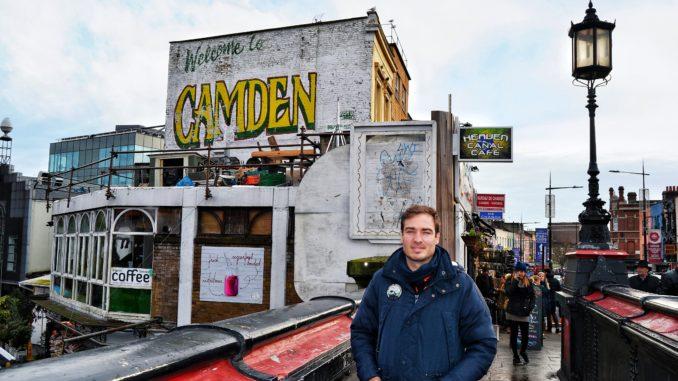 ¡¡Adelante! Descubre Camden Town, uno de los lugares más alternativos del planeta. Disfruta de este mercado de Londres.