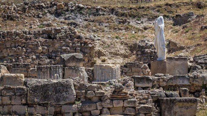 Que ver en Segobriga. Ruinas de Segobriga