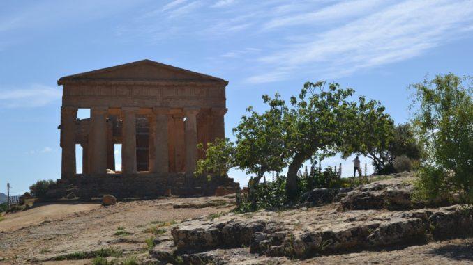 Valle de los Templos.