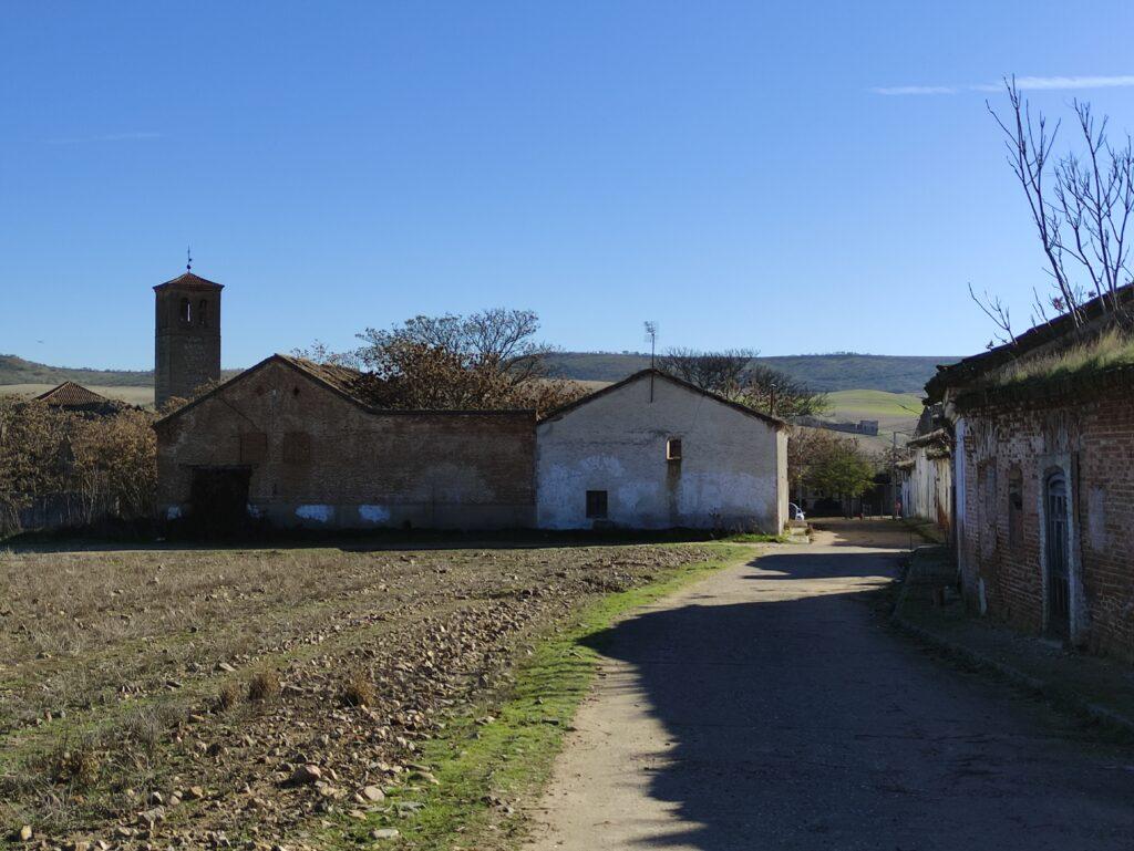 Pueblos abandonados de Madrid. Fresno de Torote